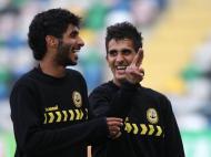 Saleh e Ruben Ribeiro