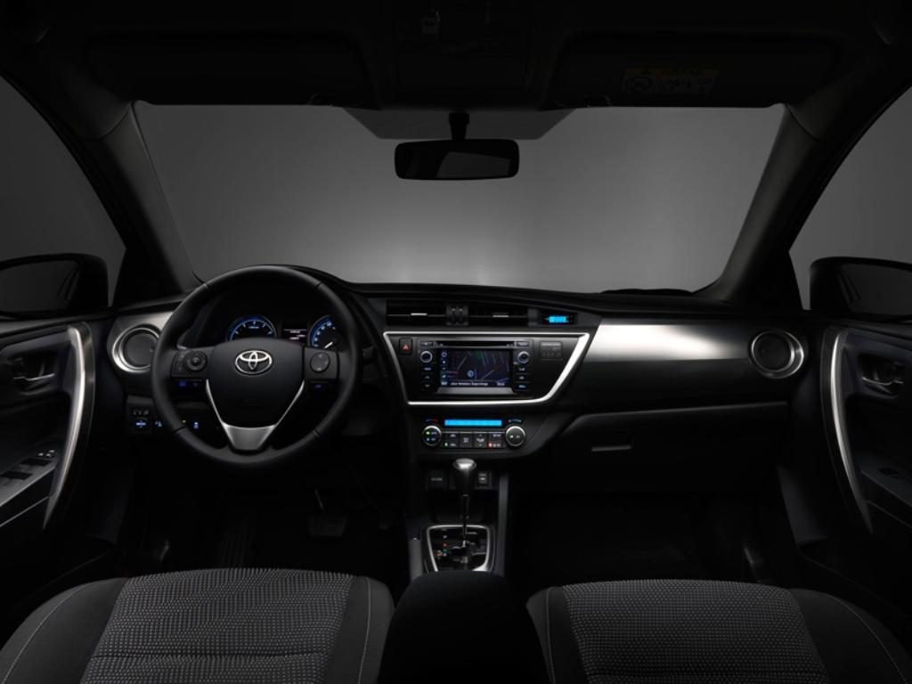 Toyota Auris (foto divulgação)