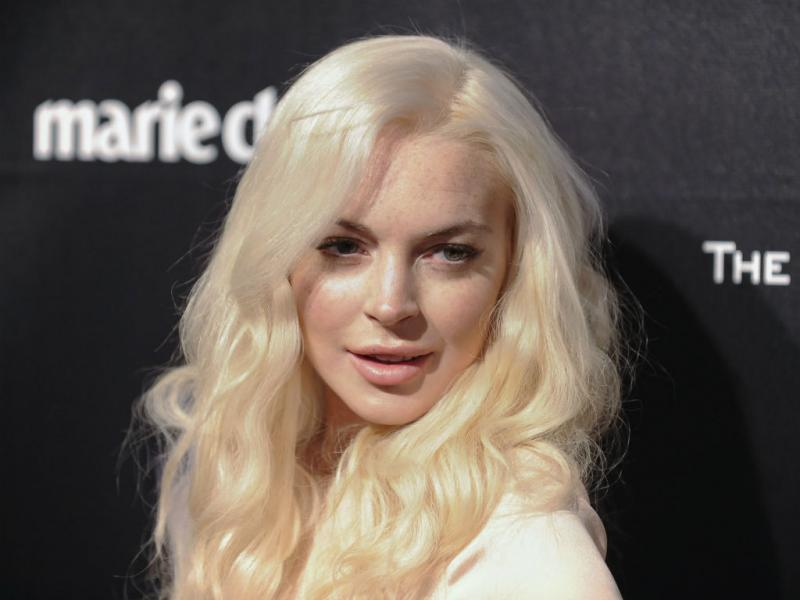Lindsay Lohan (Reuters)
