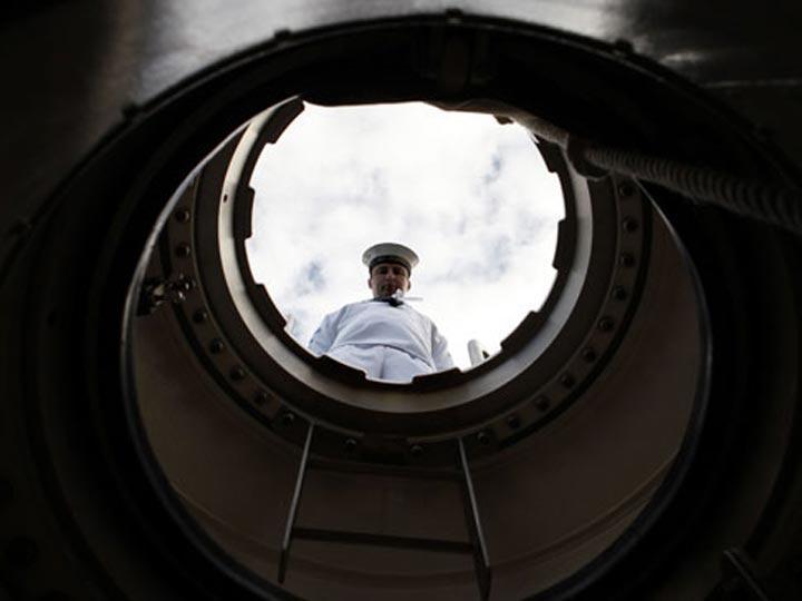 Submarino Tridente (José Sena Goulão/Lusa)