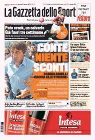 Gazzetta dello Sport (Itália): «Cassano no Inter, segue-se Álvaro Pereira»