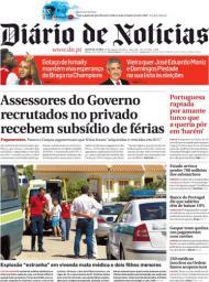 DN: «Vieira quer Moniz e Domingos na sua lista»