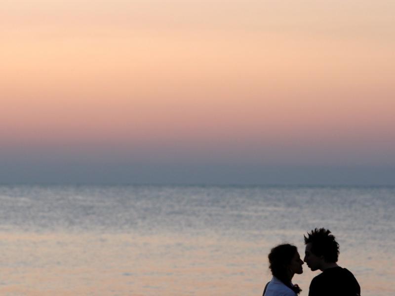 As fotos mais bizarras do amor [Reuters]
