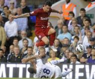 Tottenham vs West Bromwich (EPA/Gerry Penny)