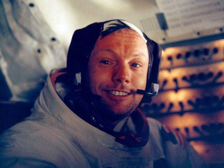 Neil Armstrong (Lusa/EPA/NASA)