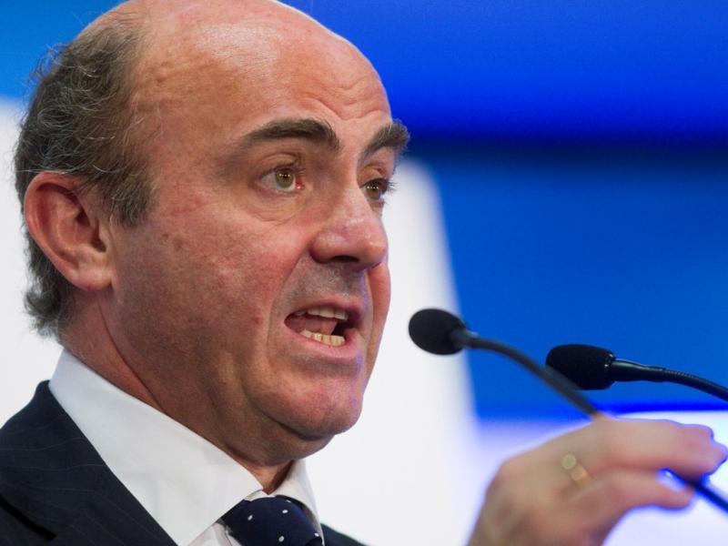 Luís De Guindos (Reuters)