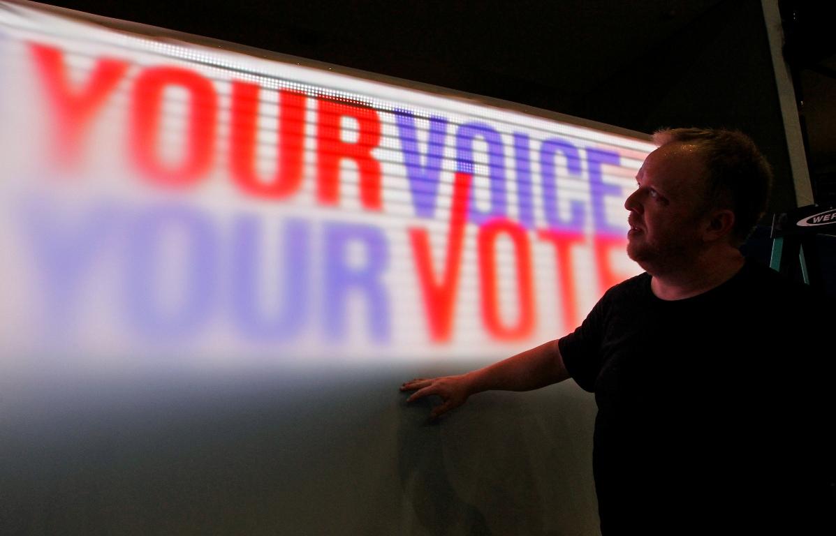 Convenção do partido republicano [Foto: Reuters]