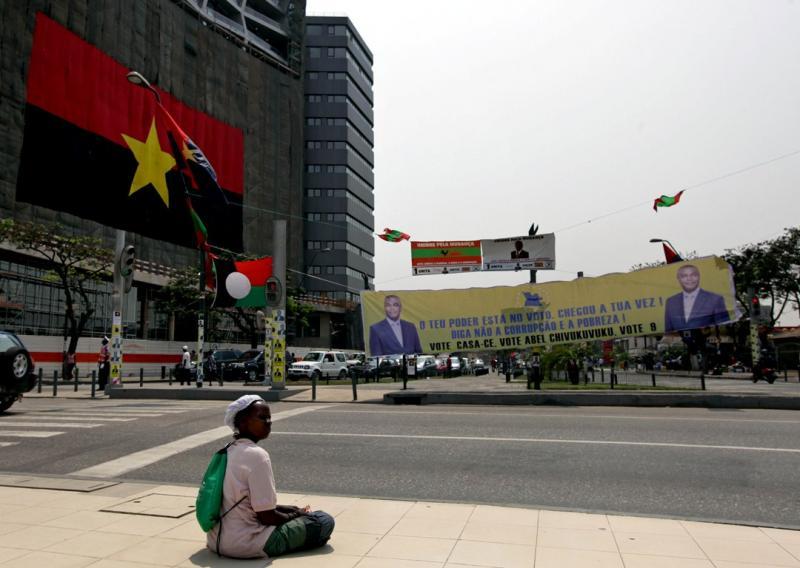 Eleições em Angola [LUSA]