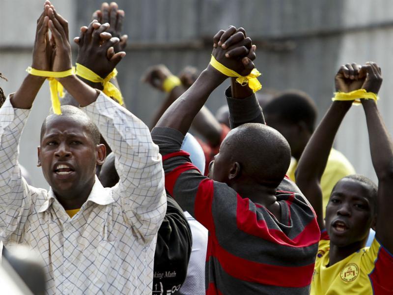 Angola: polícia impede manifestação e detém seis pessoas (LUSA)