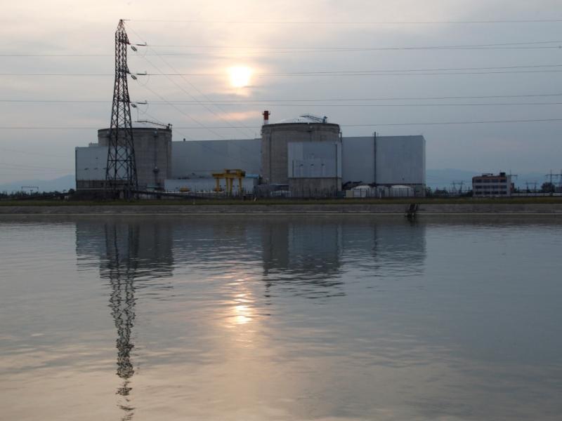 Acidente em central nuclear francesa faz dois feridos [Foto: Reuters]