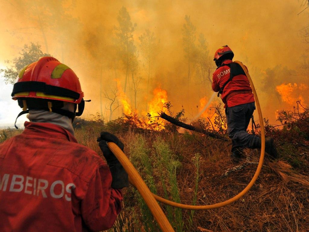 Incêndio em Arganil [NUNO ANDRÉ FERREIRA/LUSA]