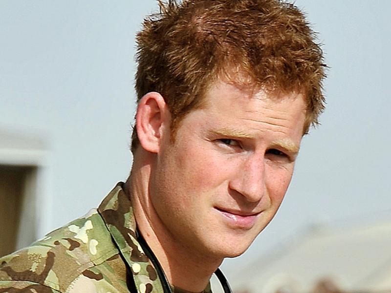 Príncipe Harry parte para o Afeganistão (Reuters)