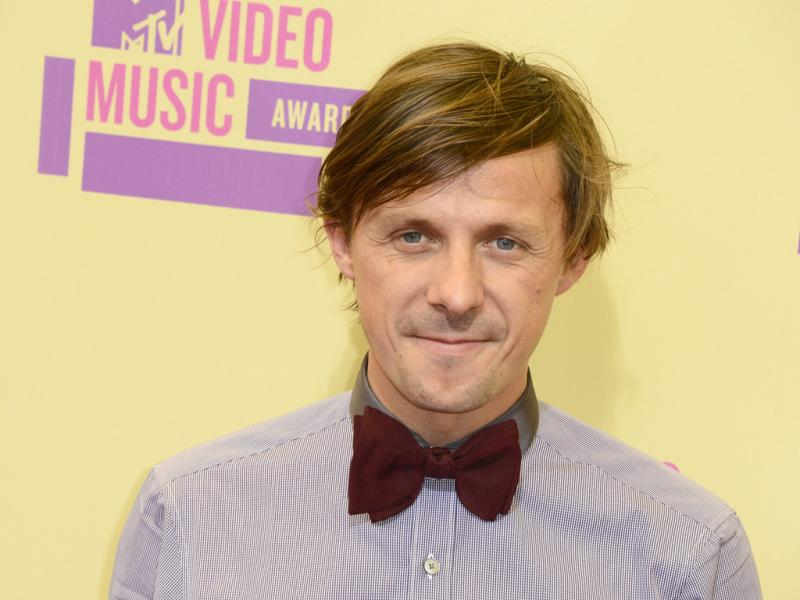 DJ Martin Solveig nos MTV Music Video Awards 2012 (Lusa)