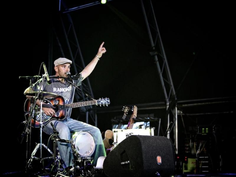 Frankie Chavez (foto: Manuel Lino)