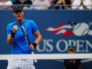 US Open Tennis: Tomas Berdych (Lusa)