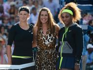 US Open Tennis: Serena Williams, Victoria Azarenka e Jennifer Capriati (Lusa)