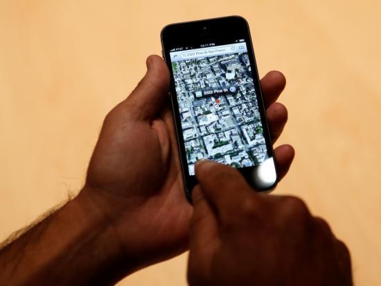 IPHONE 5 COM MAIS DE DOIS MILHÕES DE ENCOMENDAS EM 24 HORAS