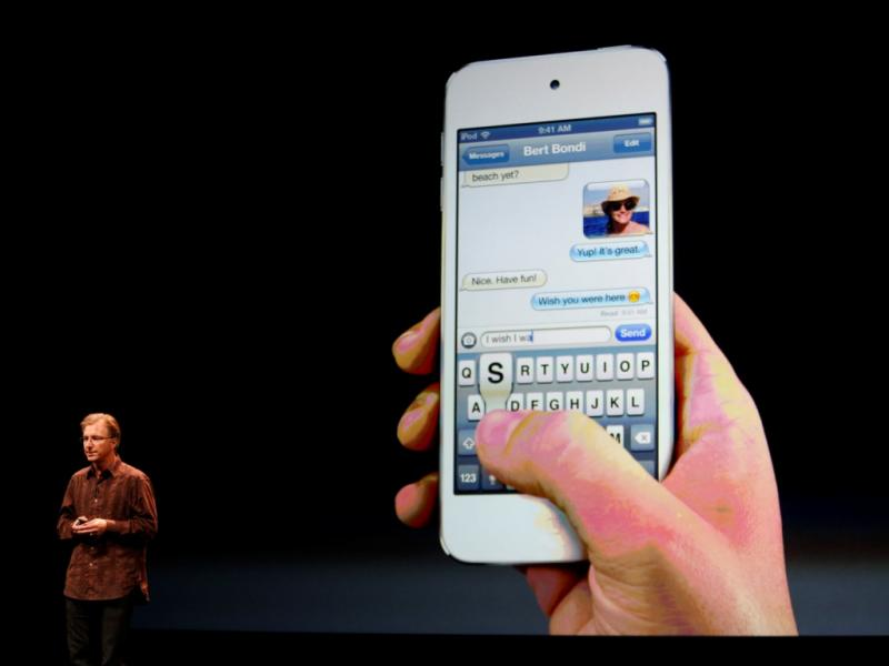 Novo iPhone 5 (Reuters)