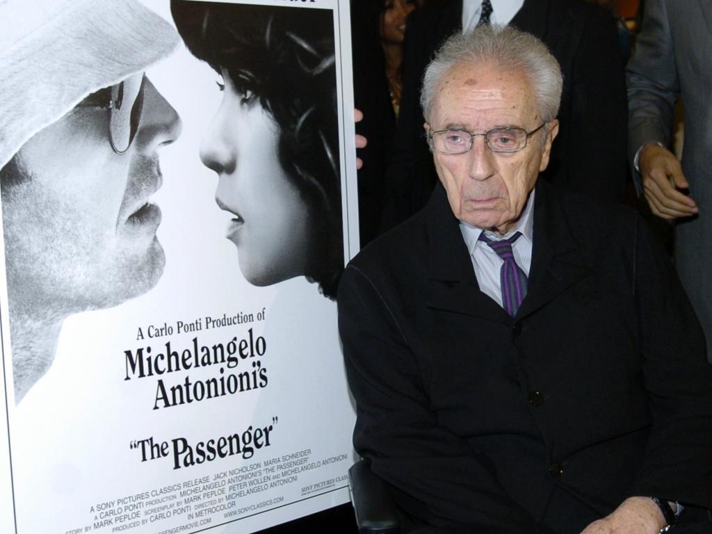 Michelangelo Antonioni (Reuters)