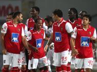 SC Braga vence troféu