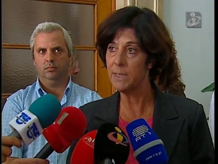 Ana Avoila, Frente Comum