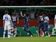 Paris Saint-Germain vs Dynamo Kiev (Lusa)