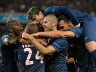 Paris Saint Germain FC vs Dynamo Kiev (Lusa)