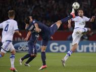 Paris Saint Germain vs Dynamo Kiev (EPA)