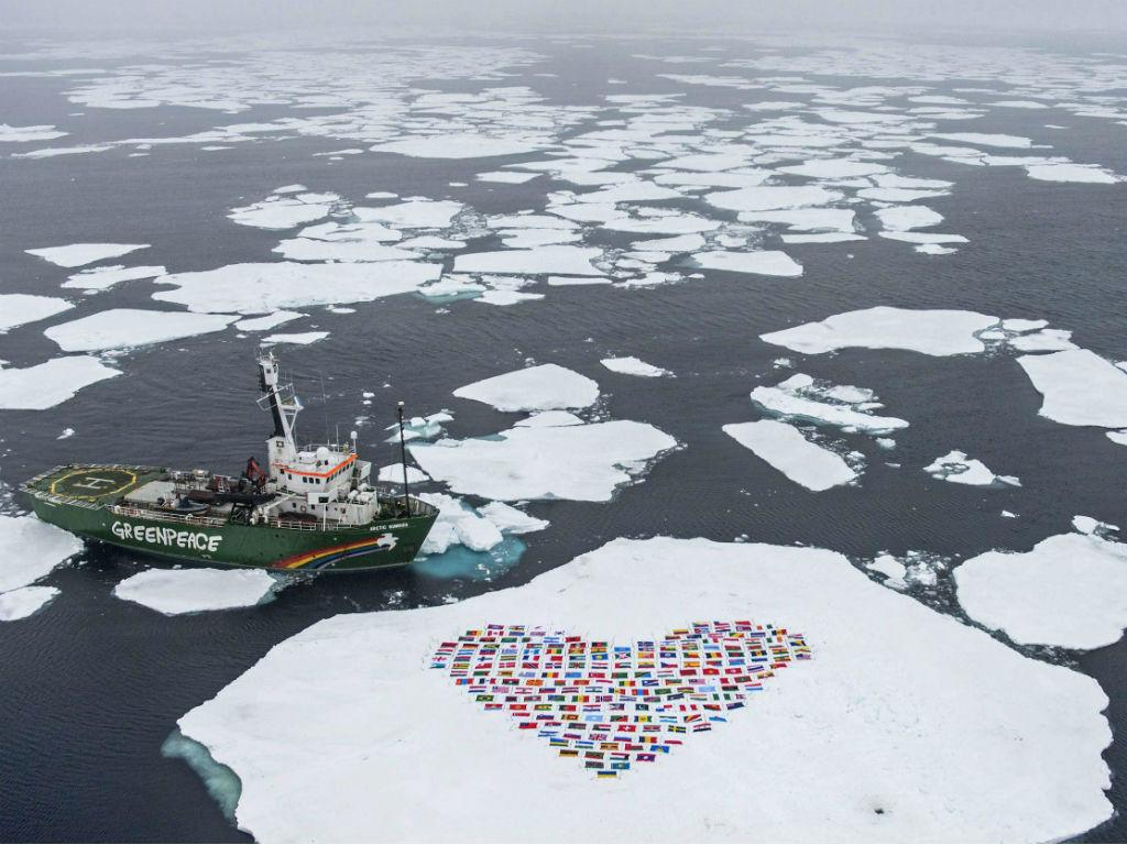 Coração de gelo