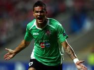 Sporting de Braga vs Cluj (LUSA)