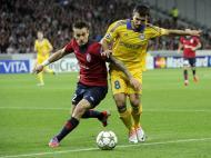 Lille vs Bate Borisov (EPA)