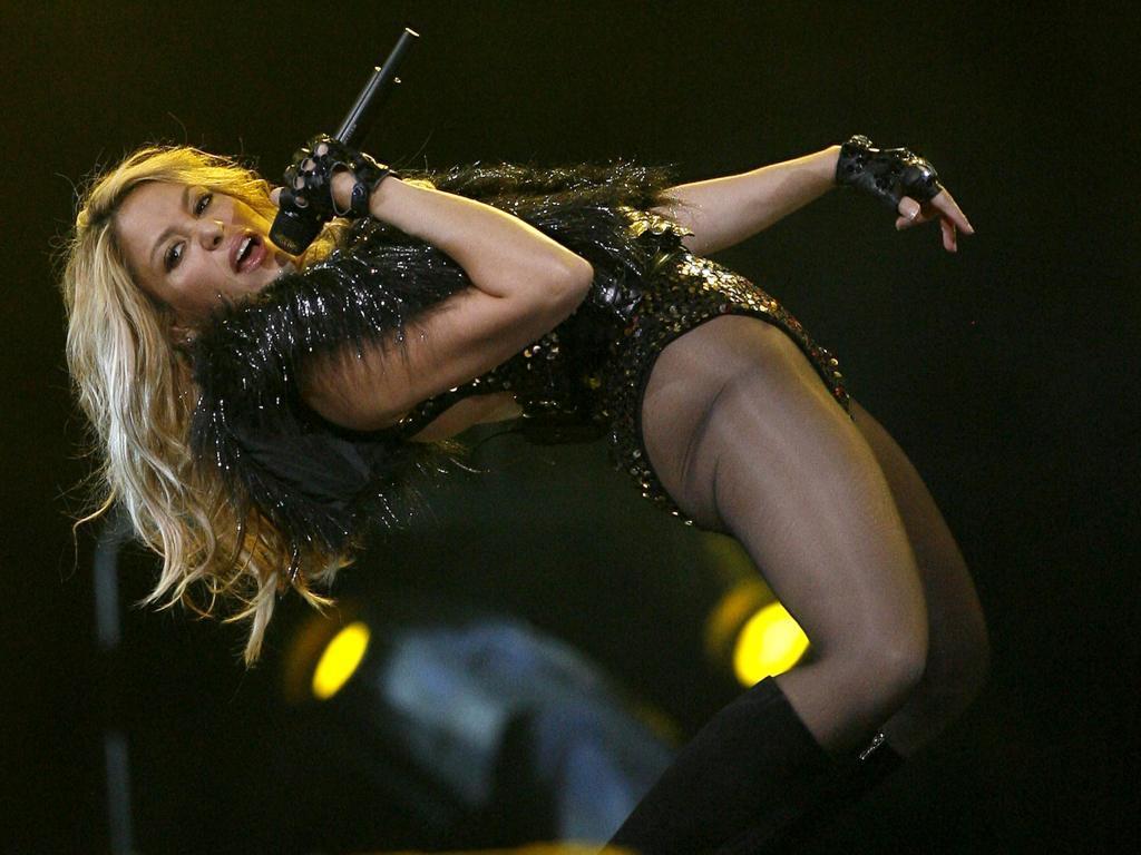 Shakira (Reuters)