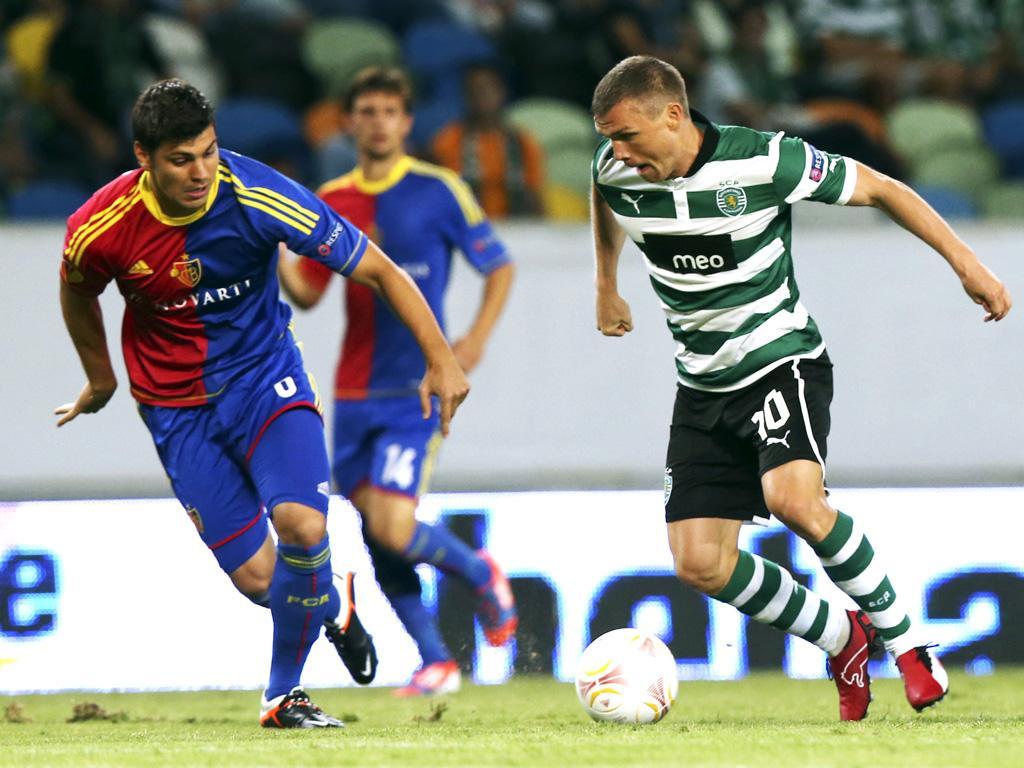 Sporting vs Basileia (LUSA)