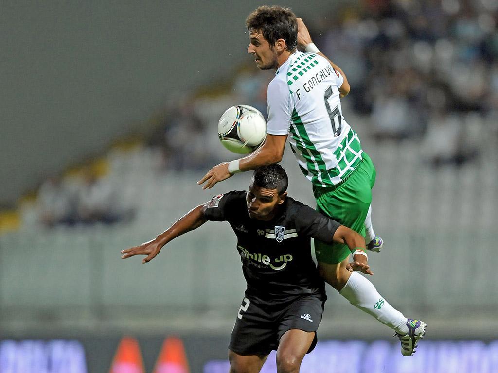 Moreirense vs Vitória de Guimarães (LUSA)