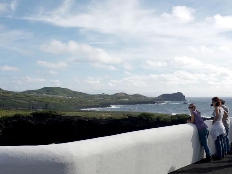 Ilha Graciosa, nos Açores (Eduardo Costa/Lusa)