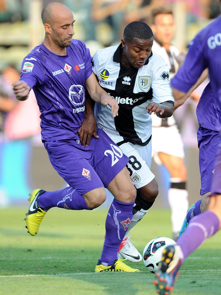 Parma vs Fiorentina (EPA)