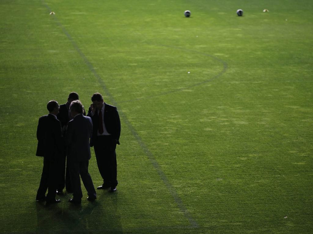 Rayo-Real Madrid: falha elétrica em Vallecas