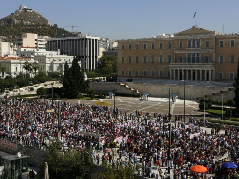 Atenas (Yannis Behrakis/Reuters)
