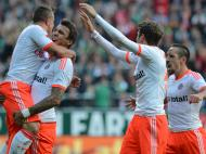 Alemanha: Bayern continua implacável. Venceu em Bremen e soma seis triunfos e seis partidas.