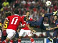 Benfica-Barcelona (Inácio Rosa/Lusa)