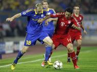Bayern Munich vs BATE Borisov (EPA)
