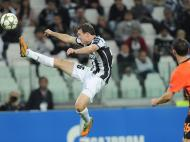 Juventus vs Shakhtar Donetsk (EPA)