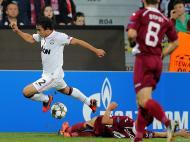 Cluj vs Manchester United (EPA)