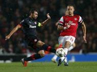 Arsenal FC vs Olympiacos Piraeus (Reuters)