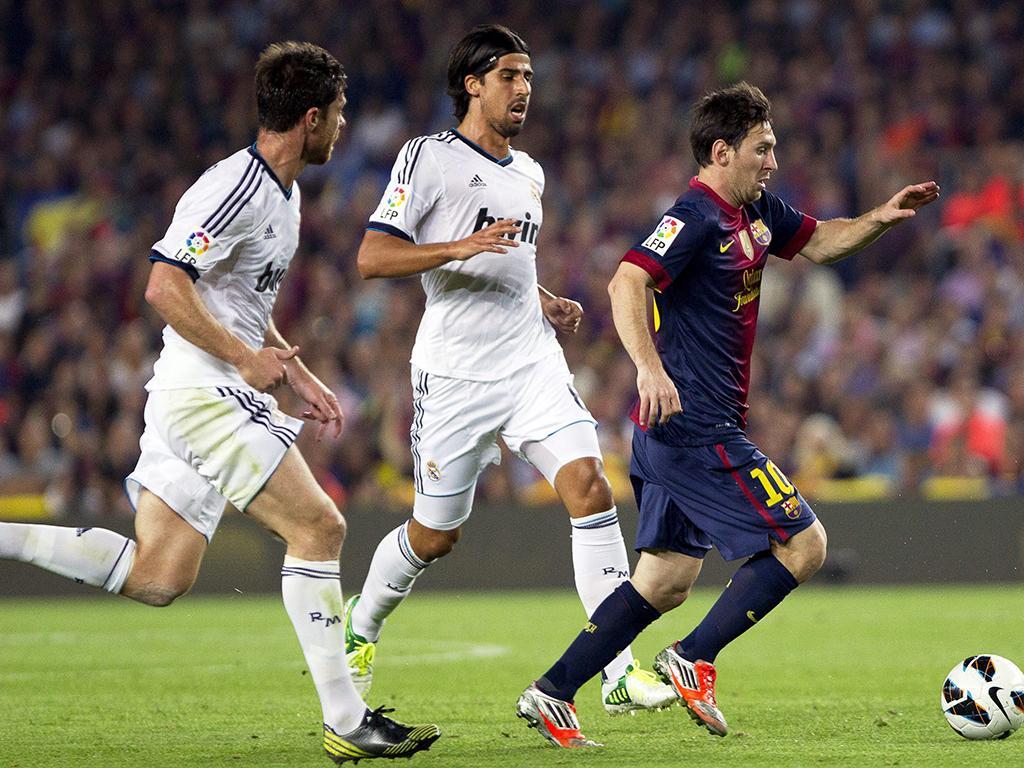 Barcelona vs Real Madrid (LUSA)