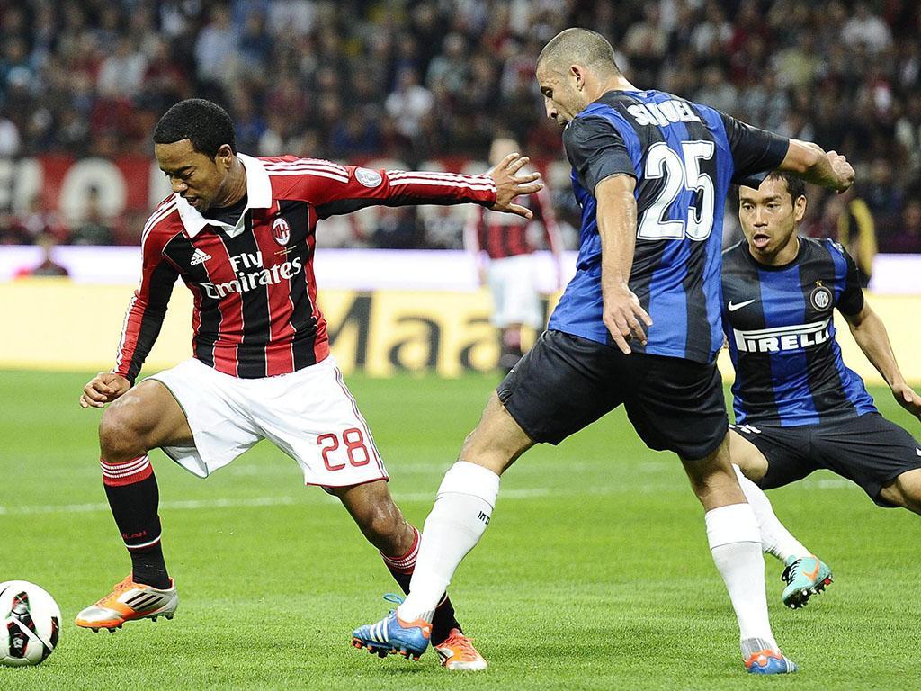 AC Milan vs Inter FC (LUSA)