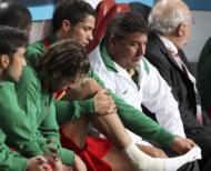 10 de Outubro de 2009. Portugal recebe a Hungria e tem de ganhar para garantir o play-off de apuramento para o Mundial 2010. Ronaldo está lesionado e é proibido de jogar pelo Real Madrid. Joga na mesma, assiste Simão para o 1-0 e sai lesionado aos 27 minu