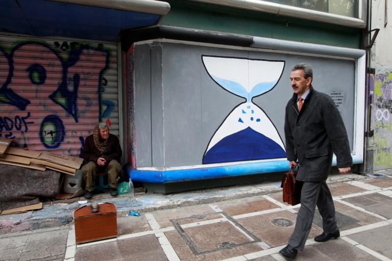 A arte em tempos de austeridade [Reuters]