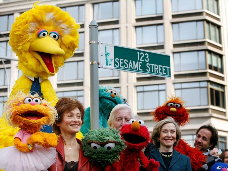 Rua Sésamo (Reuters)