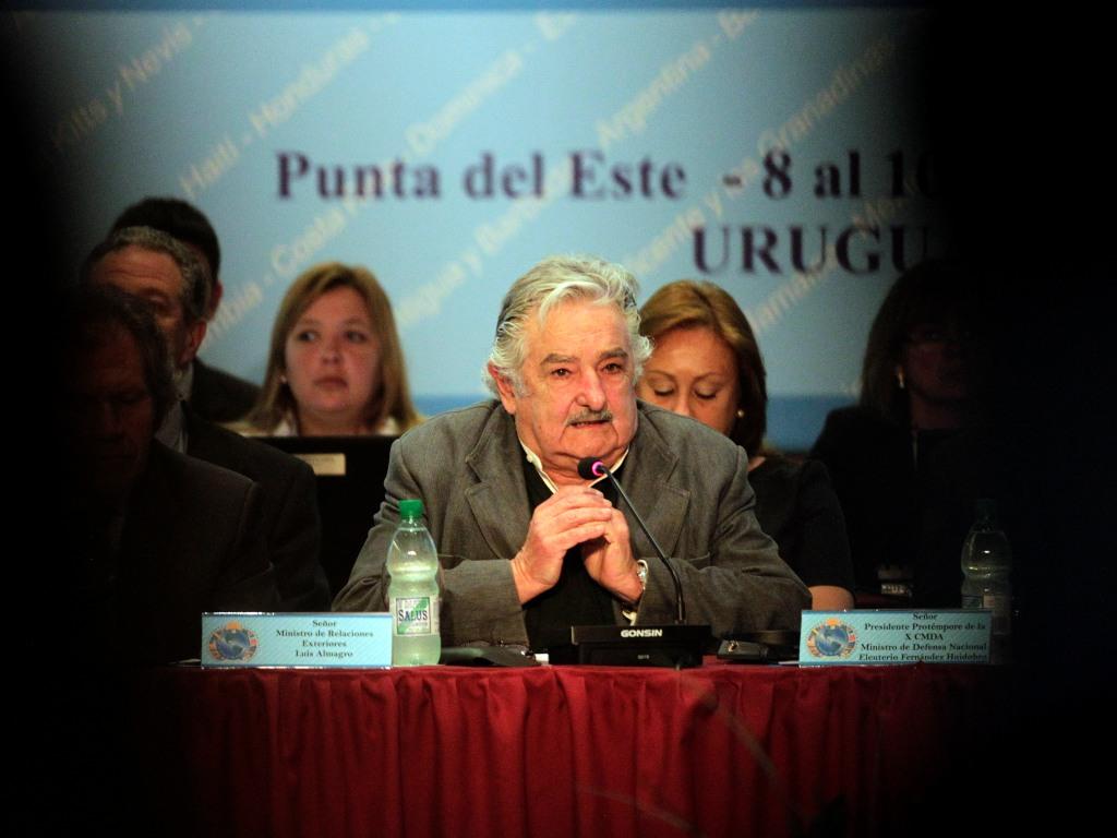 Jose Mujica (Reuters)